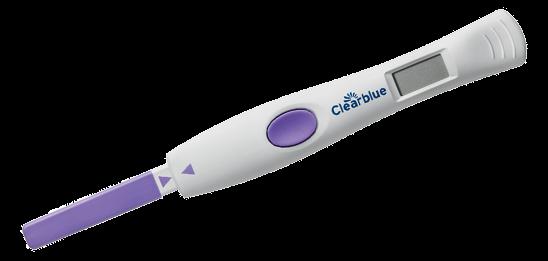 Clearblue ägglossningstest – dubbel hormonindikator